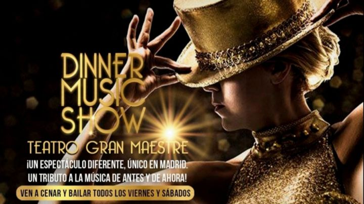 Cover for event: DINNER  MUSIC  SHOW - GRAND OPENING 3 ABRIL