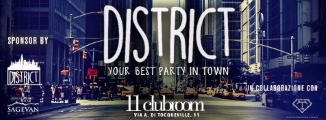 Copertina evento District | Every Wednesday MILAN DESIGN WEEK