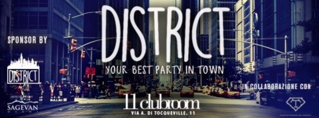 Copertina evento District | Every Wednesday MILAN DESIGN WEEK