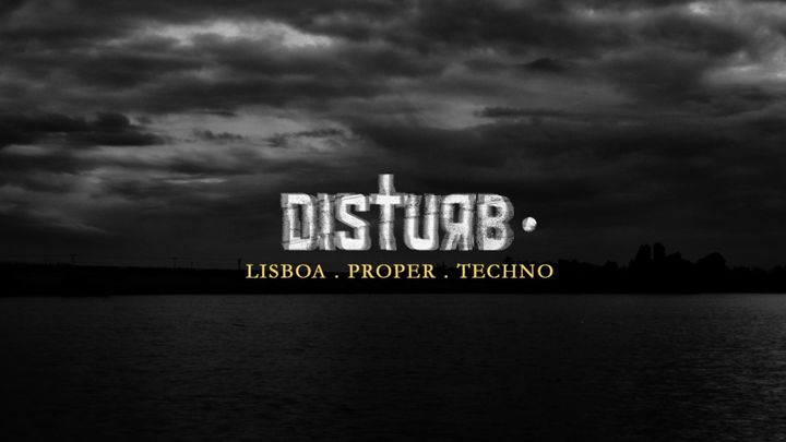 Cover for event: Disturb • 10h Rave