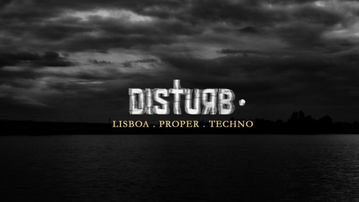 Cover for event: Disturb • 10 July