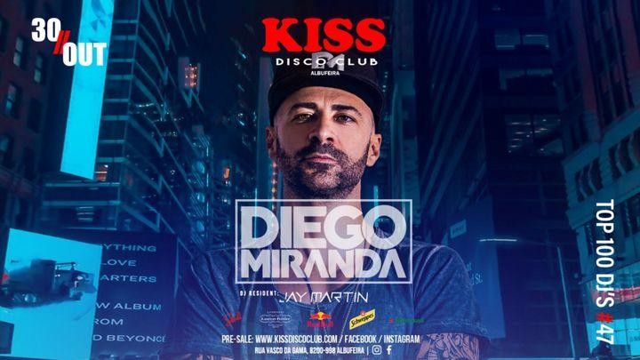 Cover for event: Dj Diego Miranda @KissDiscoClub