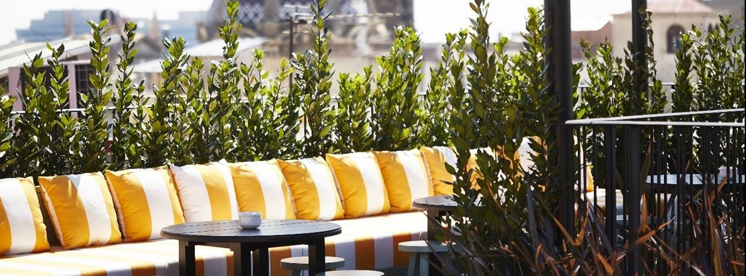 DJ Ferdinand Monk Afternoon | Setmana De Les Terrasses-Eventplakat