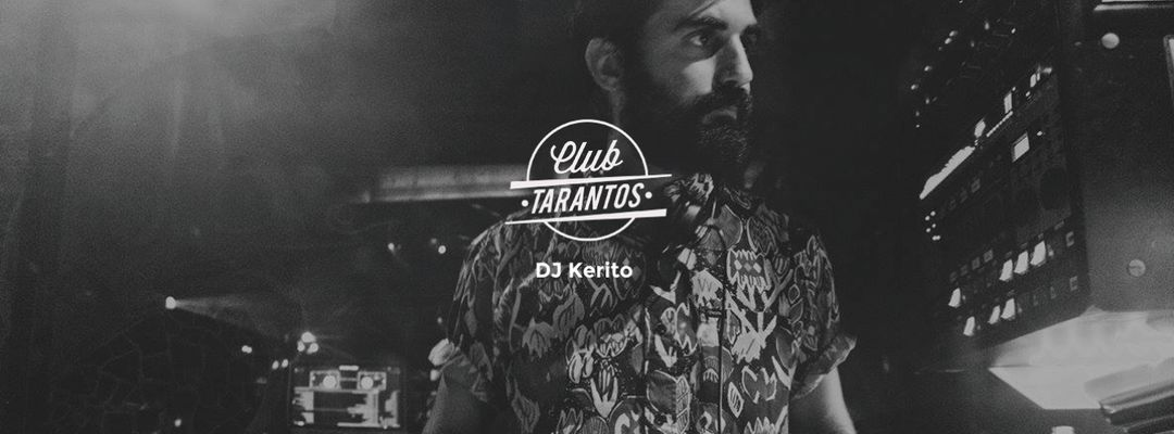 Dj Kerito event cover