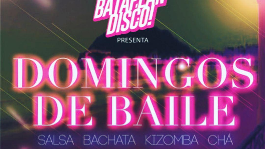 Cartel del evento DOMINGOS DE BAILE