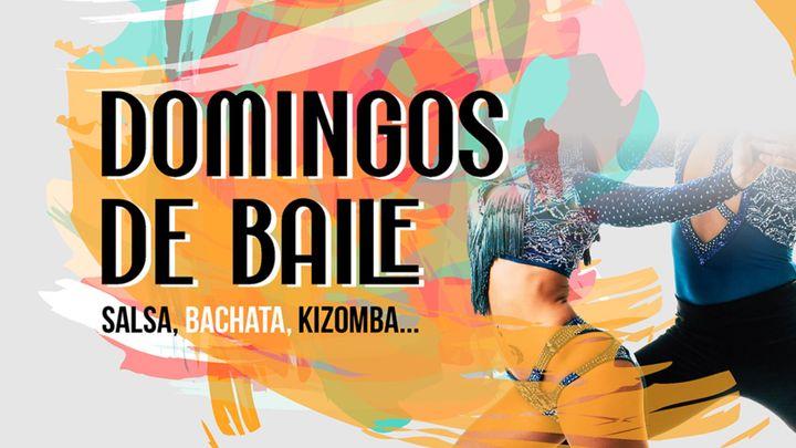 Cover for event: DOMINGOS DE BAILE (Salsa, Bachata, Kizomba…)