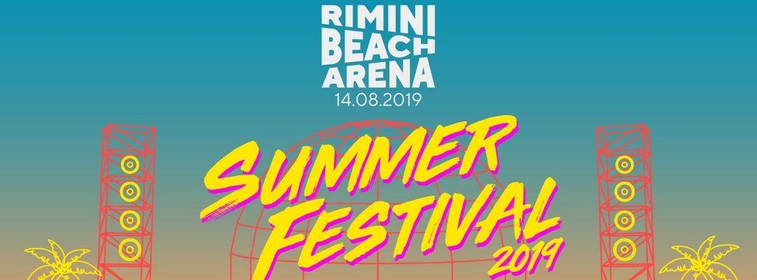 Cartel del evento Don Diablo, Gigi D'Agostino at Rimini Beach Arena -