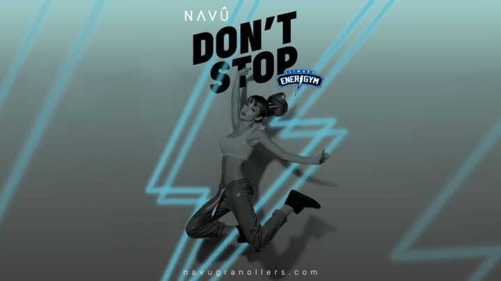 Cover for event: Don't Stop @ Energym Llinars - Navû Granollers