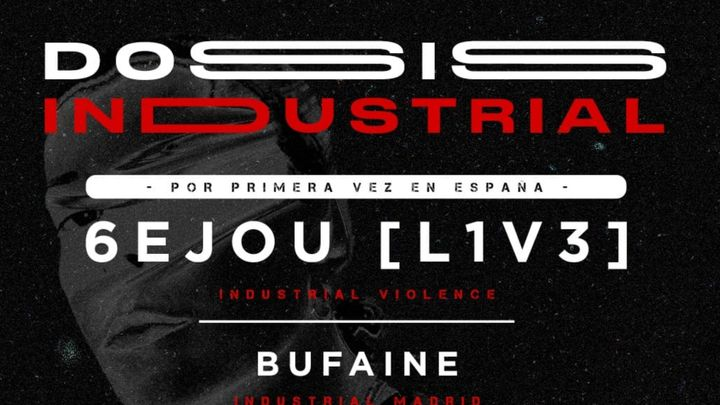 Cover for event: DOSIS INDUSTRIAL LUNES 11 OCTUBRE