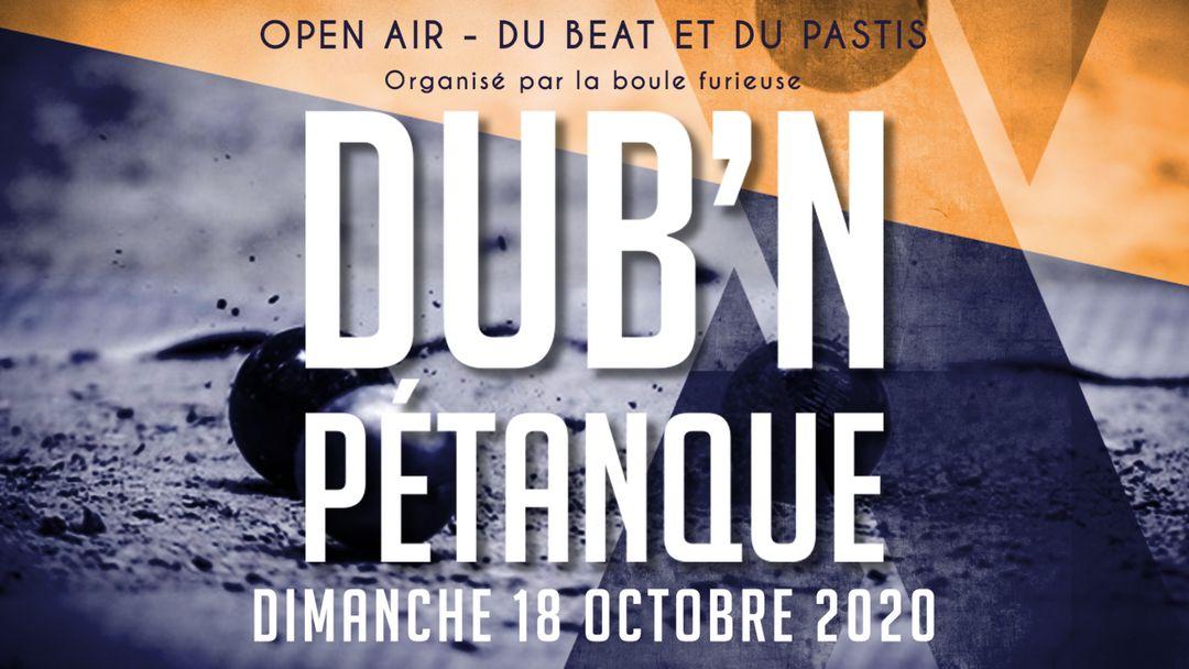 Dub'n Pétanque : Le Tournois event cover