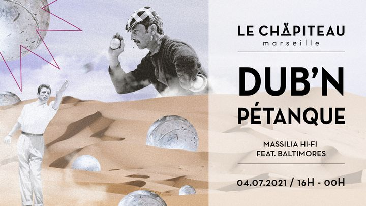 Cover for event: Dub'N Pétanque