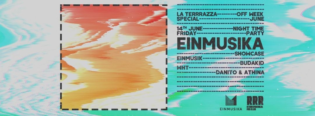 Cartel del evento Einmusika Showcase | Off Week June 2019
