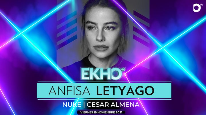 Cover for event: EKHO Anfisa Letyago