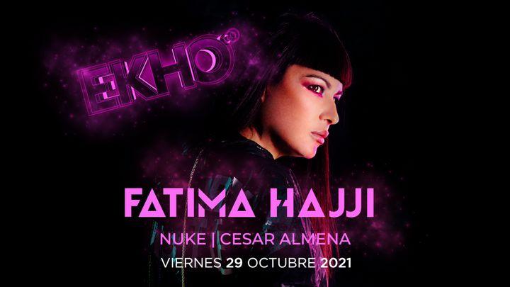 Cover for event: EKHO Fátima Hajji