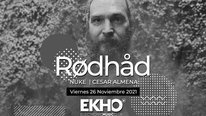 Cover for event: EKHO Rødhåd