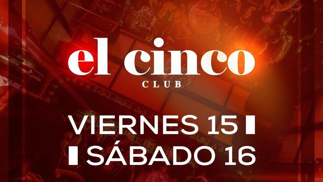 El Cinco event cover