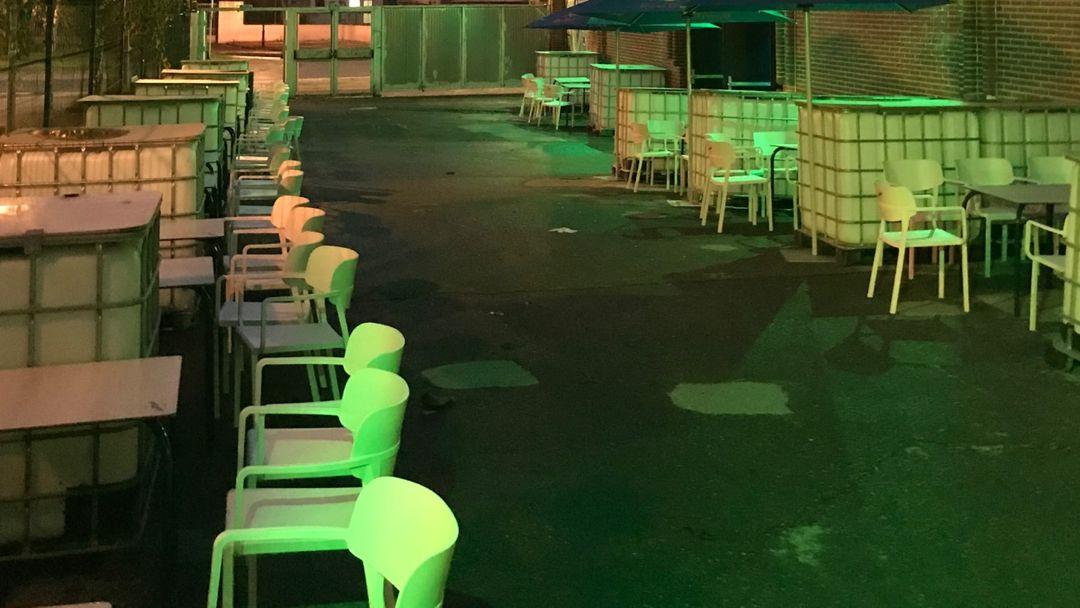El Club del RICO Viernes 12/11/2021 event cover