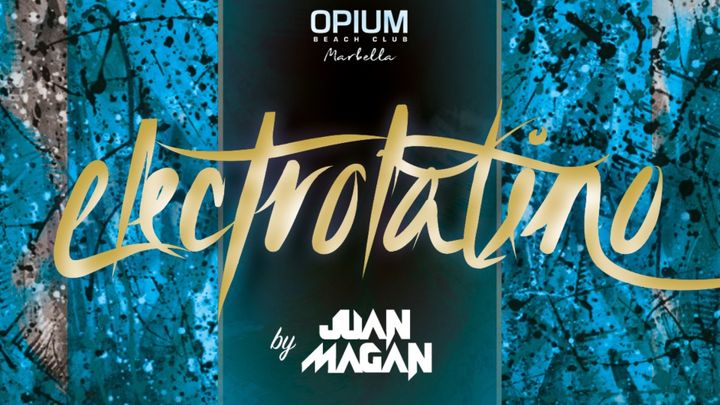 Cover for event: Electrolatino by Juan Magan
