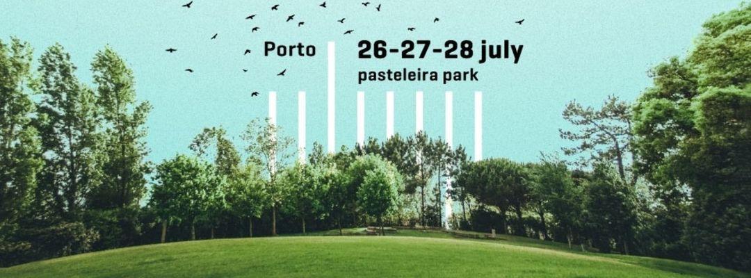 Elétrico Festival-Eventplakat