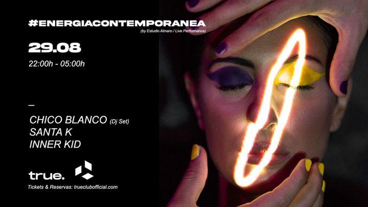 Cover for event: ENERGIACONTEMPORANEA