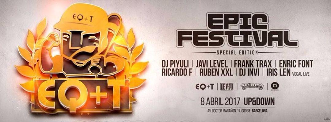 Cartel del evento Epic Festival | Special Edition