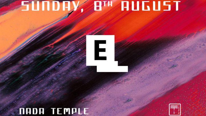 Cover for event: Escuro @ Nada temple