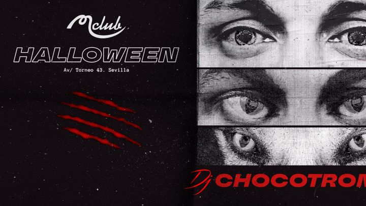Cover for event: Especial Halloween con Chocotronik
