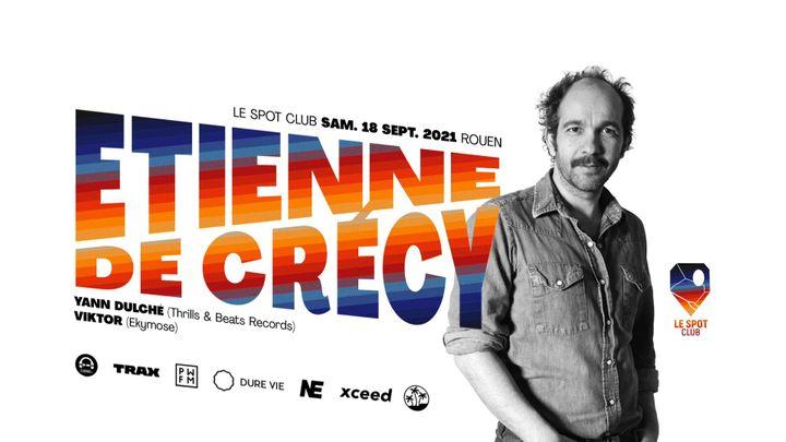 Cover for event: ETIENNE DE CRÉCY + Yann Dulché