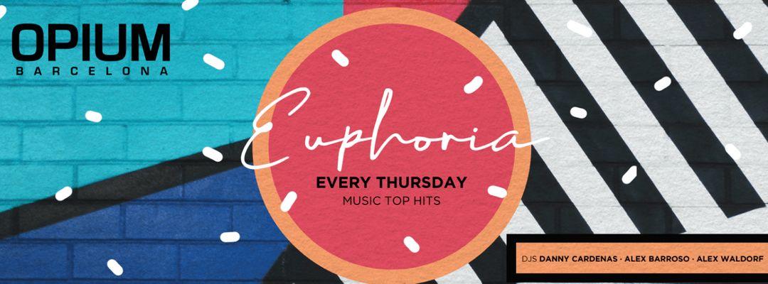 Cartell de l'esdeveniment Euphoria | Every Thursday