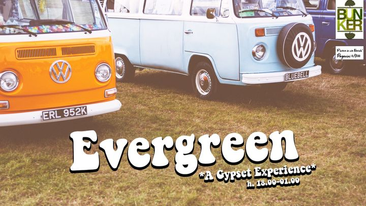 Cover for event: EVERGREEN_A GYPSET EXPERIENCE