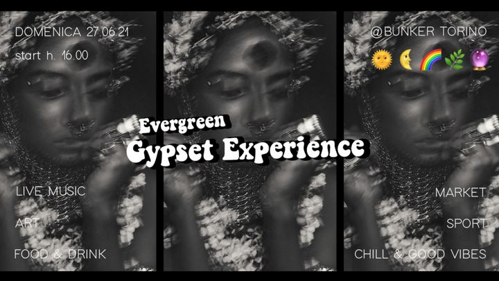 Cover for event: Evergreen Gypset Experience_27.06.2021