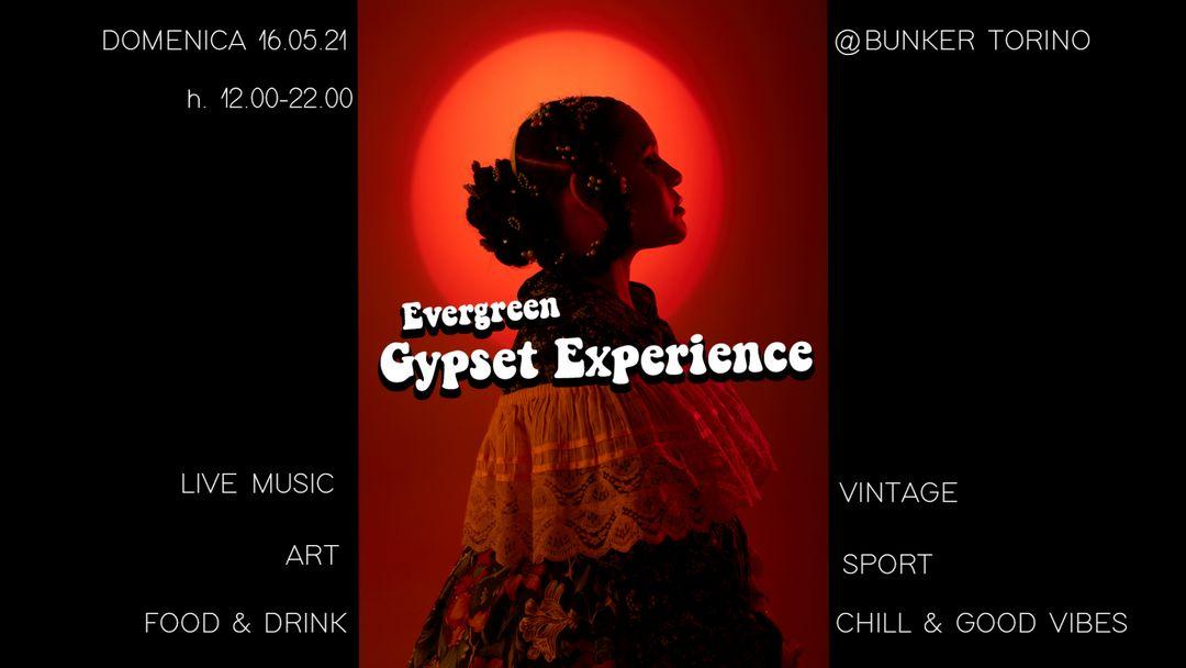 Cartel del evento Evergreen Gypset Experience_Opening Season
