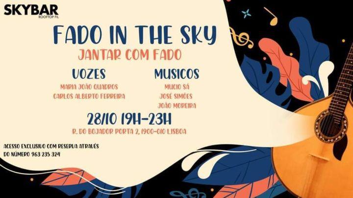 Cover for event: Fado in The Sky