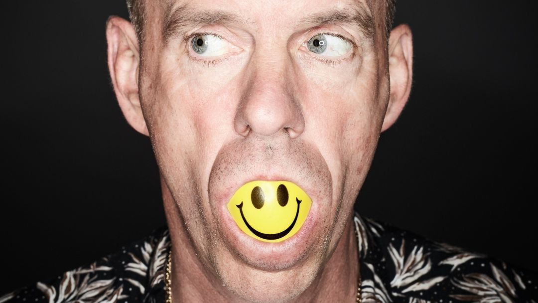 Capa do evento Fatboy Slim