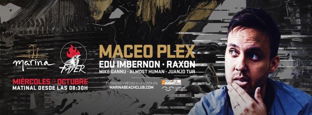 Fayer Matinal presents Maceo Plex at Marina Beach event cover