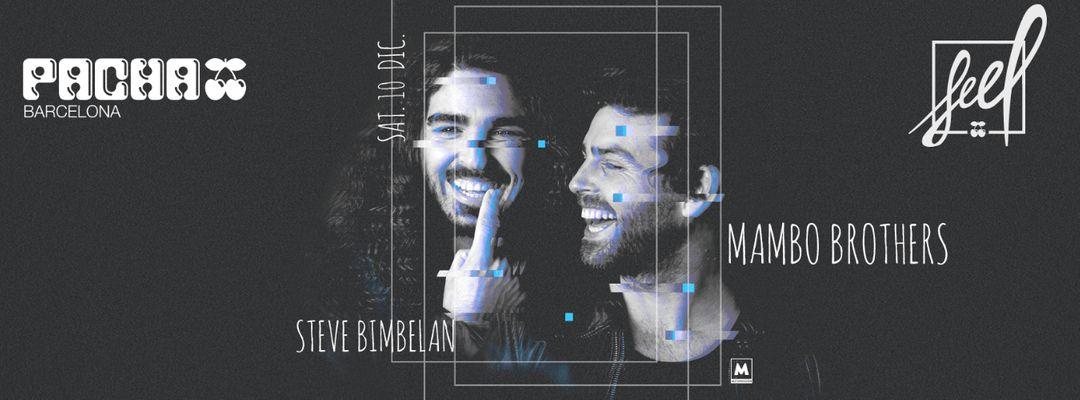 Cartel del evento FEEL | Mambo Brothers