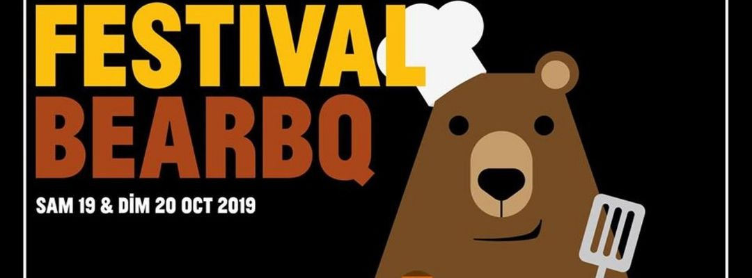 Cartel del evento Festival BearBQ 2019