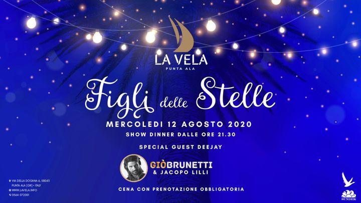 Cover for event: Figli delle Stelle Cena Spettacolo