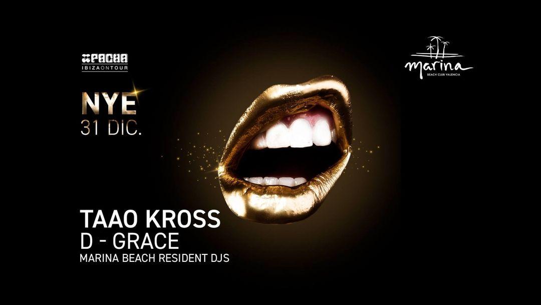 Cartel del evento Fin de Año - Pacha Ibiza On Tour - NYE