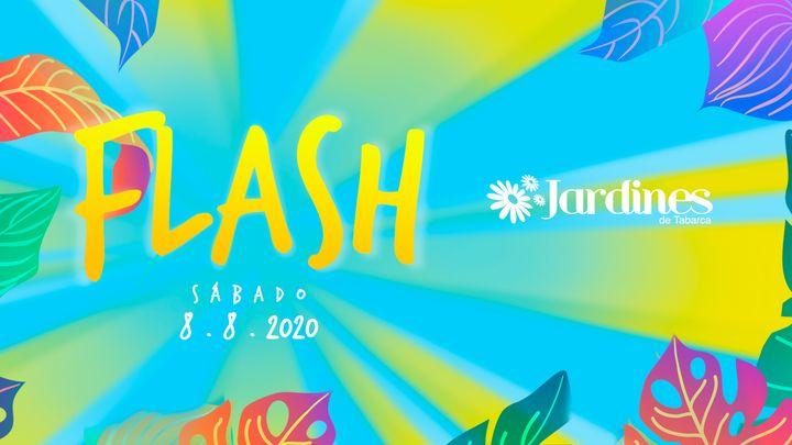 Cover for event: Flash - Sábado 8 de Agosto