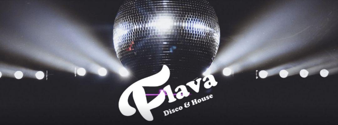 Cartel del evento Flava - Disco Night