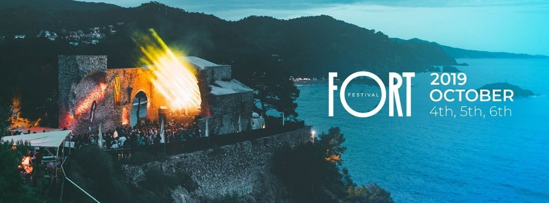 Cartel del evento Fort Festival 2019