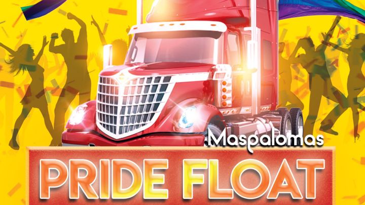 Cover for event: Freedom Party OFFICIAL FLOAT