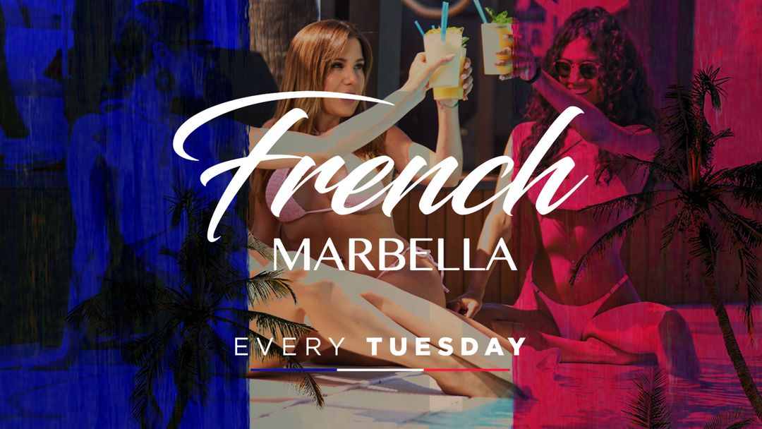 French Marbella event cover