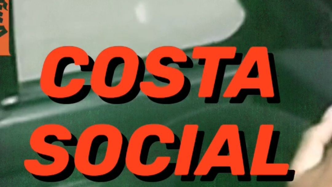 FRIDAY 15TH W/ EVA RUIZ @ COSTA SOCIAL CLUB event cover