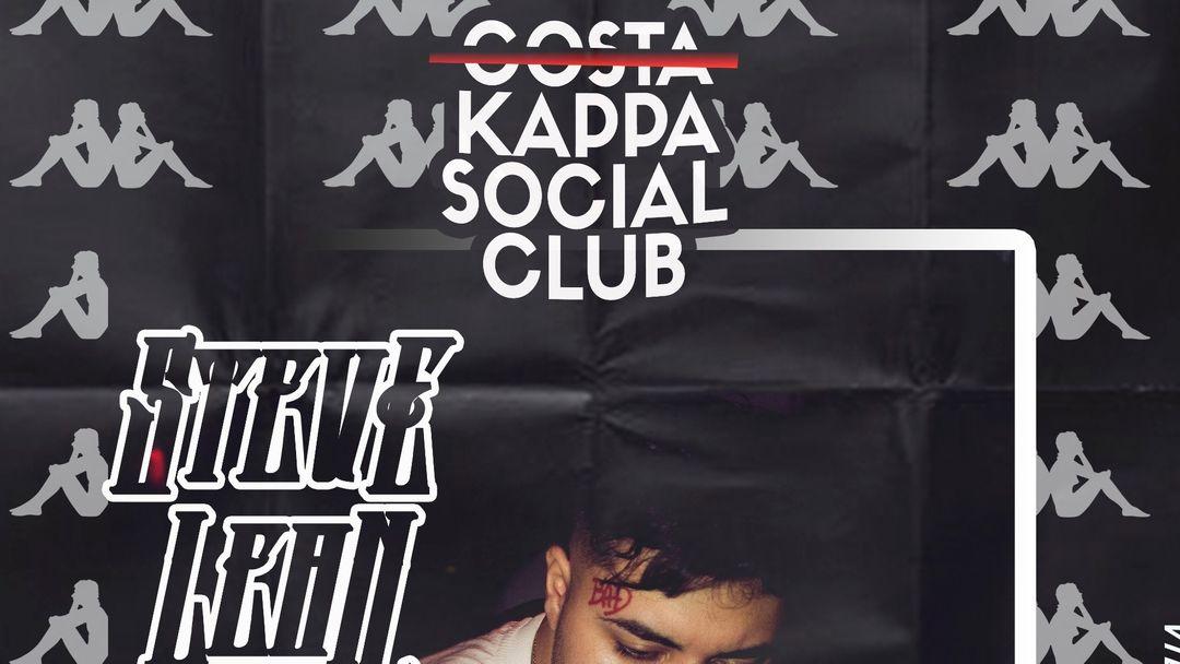 Cartel del evento FRIDAY 27TH COSTAXKAPPA W/STEVE LEAN @ COSTA SOCIAL CLUB