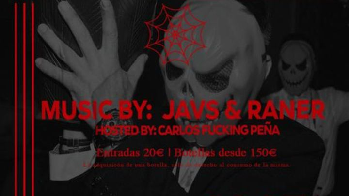 Cover for event: FRIDAY 29TH OCTOBER  @ COSTA SOCIAL CLUB