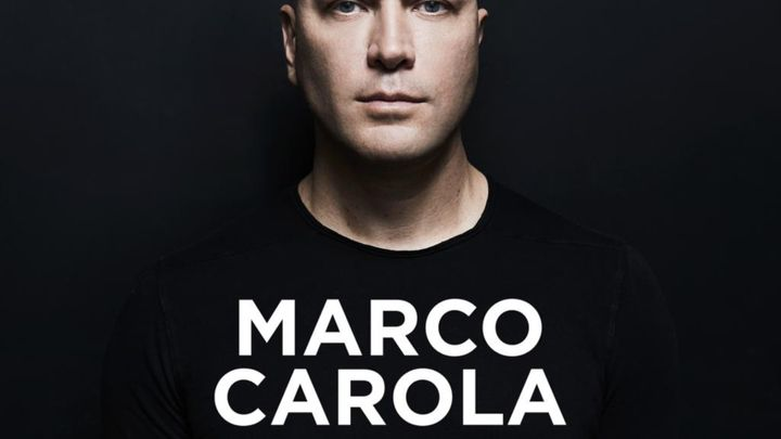 Cover for event: MARCO CAROLA - FRIDAY NIGHT