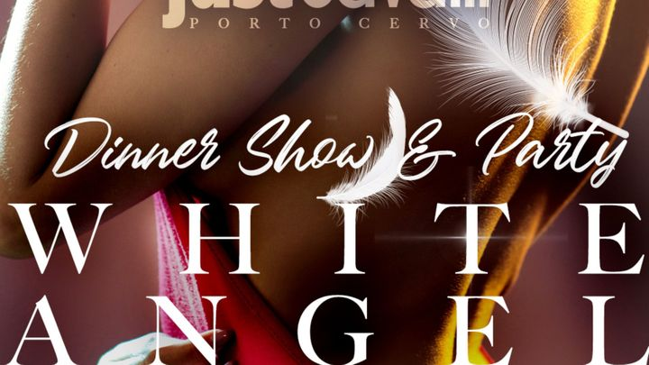 Cover for event: SATURDAY NIGHT - WHITE ANGEL