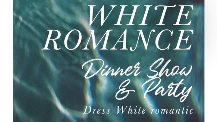 Cover for event: FRIDAY NIGHT - WHITE ROMANCE
